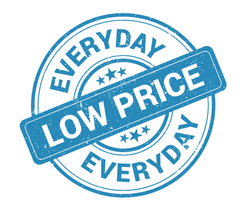 Hi value supermarkets every day low pricing